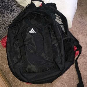 LARGE ADIDAS SCHOOL BACKPACK. NEVER REALLY USED